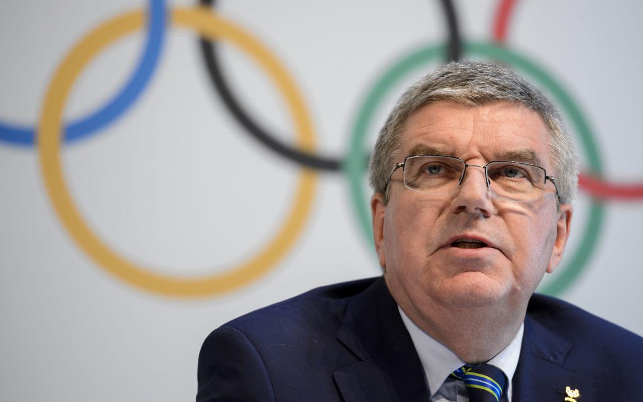 JOGOS OLÍMPICOS – Presidente do COI reforça que cancelamento dos Jogos não está em discussão