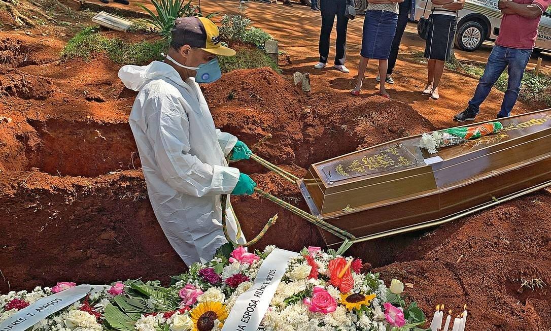 CAIXÃO LACRADO – Mortes de vítimas com suspeita de coronavírus: dados que não entram para as estatísticas