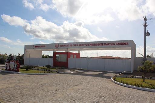 POR UM BEM MAIOR – CRB oferece centro de treinamento em combate ao coronavírus
