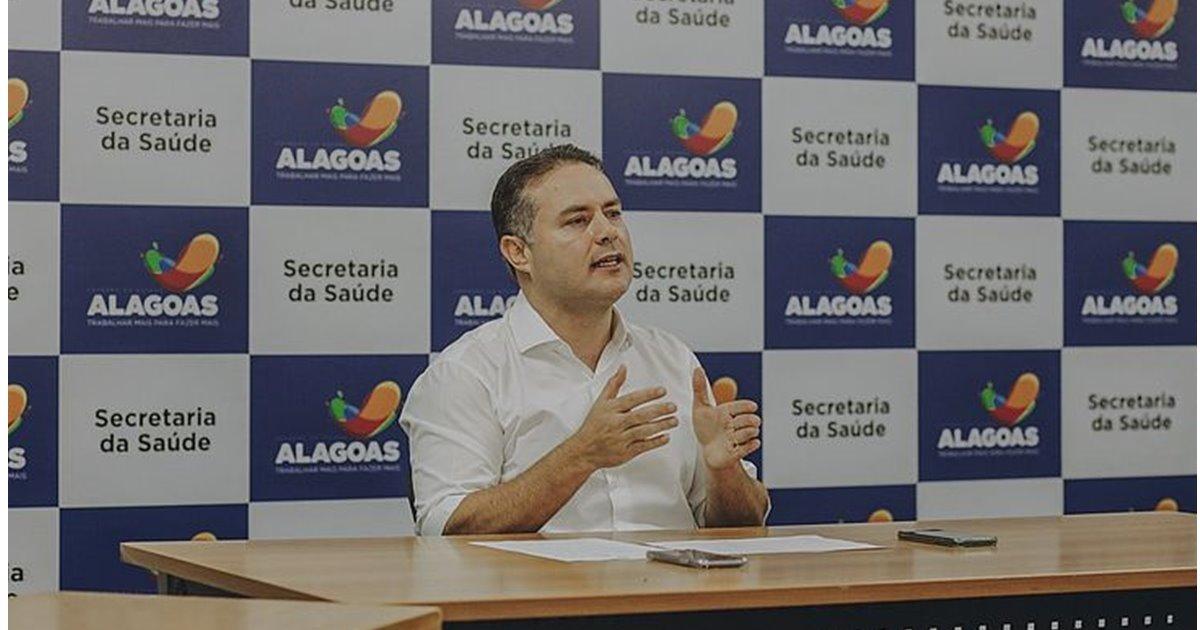 Governador Renan Filho se solidariza com sertanejos