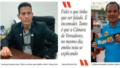 Photo of DESEQUILIBRADO –  Vereador usa sessão da Câmara para acusar empresário de vários crimes