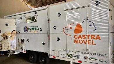 Photo of SAÚDE ANIMAL E HUMANA – Prefeitura e SMS entregam castramóvel em Palmeira dos Índios