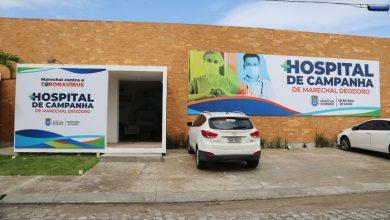 Photo of MARECHAL CONTRA A COVID-19 – Prefeitura entrega Hospital de Campanha para fortalecer combate ao Coronavírus