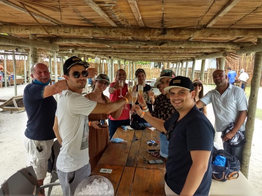 FAMTOUR:  agentes de viagens portugueses conhecem as belezas de Alagoas
