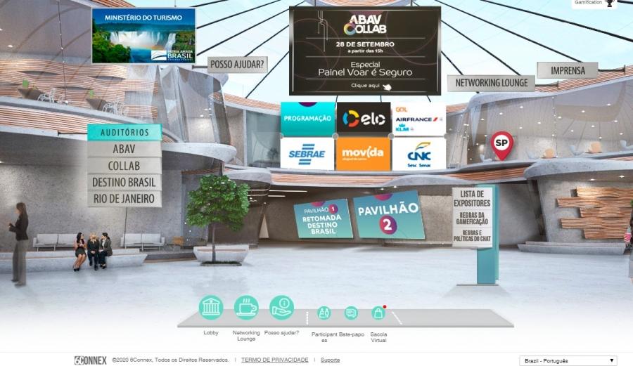 TURISMO: ABAV Collab fomenta vendas para o Destino Alagoas