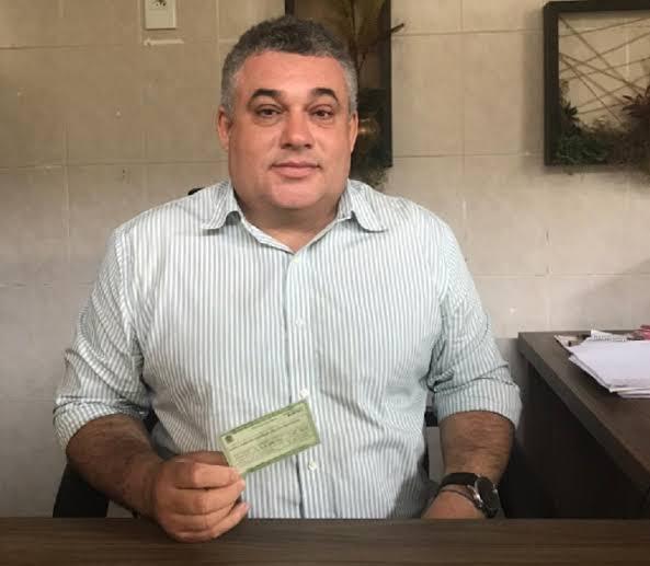 James Ribeiro é internado em Hospital de Maceió com Covid-19 e pode ficar fora das eleições
