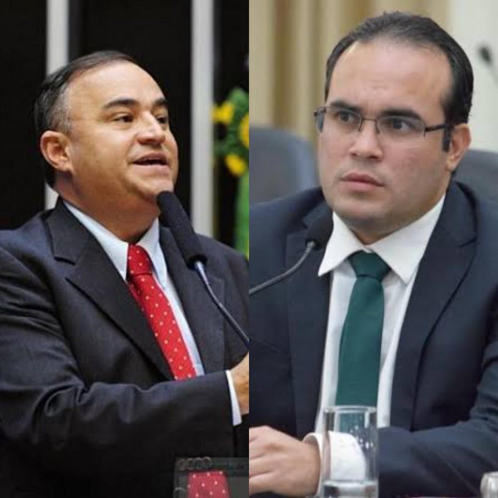 """João Caldas e Davi Maia devem """"brigar"""" por vaga de JHC na Câmara Federal"""